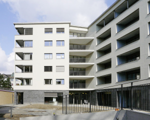 Neubau Schulthesspark, Alterszentrum Hottingen